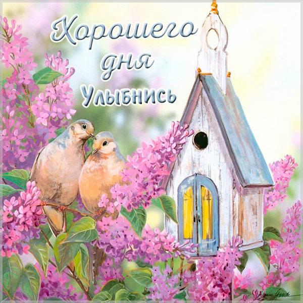 Картинка хорошего дня май - скачать бесплатно на otkrytkivsem.ru