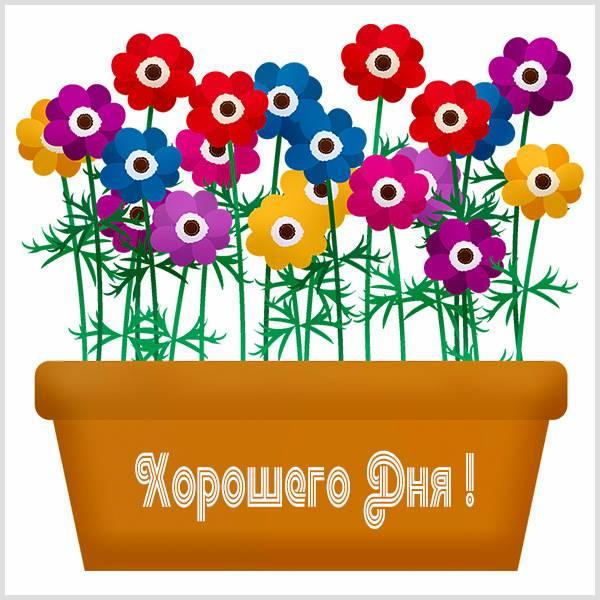 Картинка хорошего дня милая - скачать бесплатно на otkrytkivsem.ru
