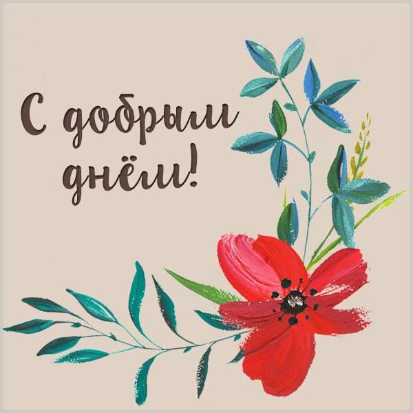 Картинка с добрым днем креативная - скачать бесплатно на otkrytkivsem.ru
