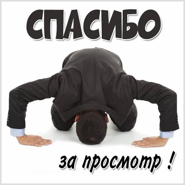 Картинка с надписью спасибо за просмотр - скачать бесплатно на otkrytkivsem.ru