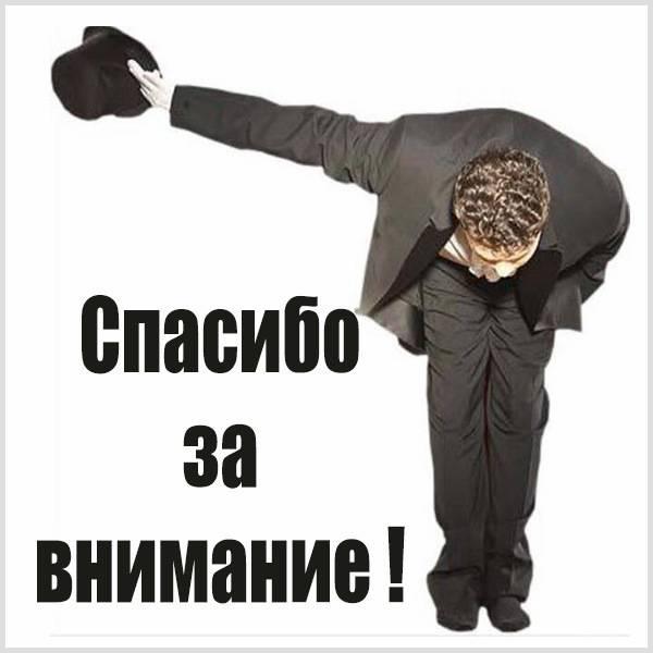Картинка со словами спасибо за внимание - скачать бесплатно на otkrytkivsem.ru