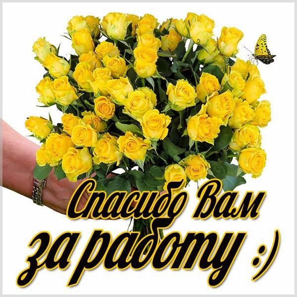 Картинка спасибо учителю за работу - скачать бесплатно на otkrytkivsem.ru