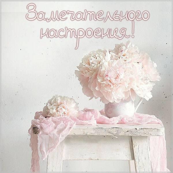 Картинка замечательного настроения красивая - скачать бесплатно на otkrytkivsem.ru