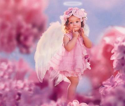 Картинки для детей- с Днем Ангела - скачать бесплатно на otkrytkivsem.ru