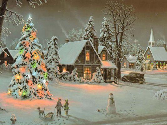 Картинки зимы - скачать бесплатно на otkrytkivsem.ru