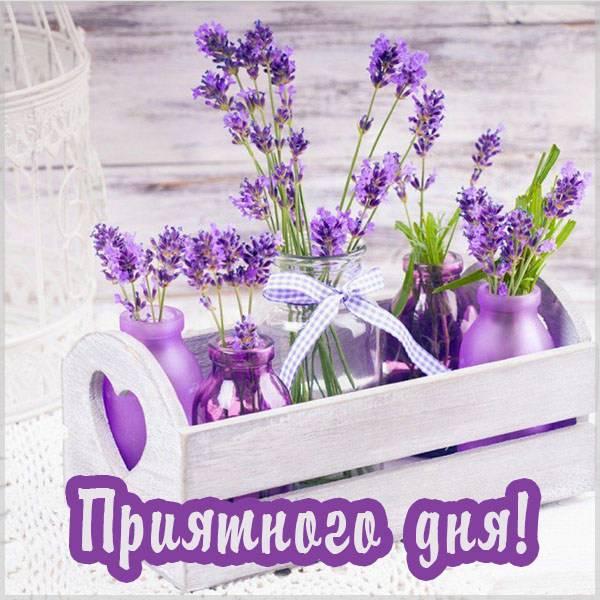 Красивая открытка приятного дня - скачать бесплатно на otkrytkivsem.ru