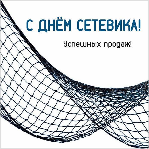 Красивая открытка с днем сетевика - скачать бесплатно на otkrytkivsem.ru