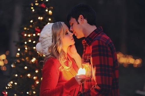 Любовь в новогоднюю ночь - скачать бесплатно на otkrytkivsem.ru