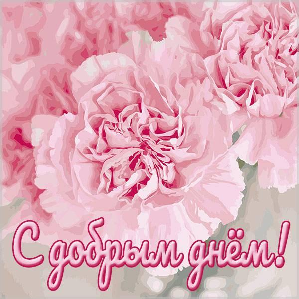 Необычная открытка с добрым днем - скачать бесплатно на otkrytkivsem.ru
