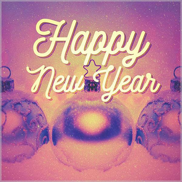 Card Happy New Year - скачать бесплатно на otkrytkivsem.ru