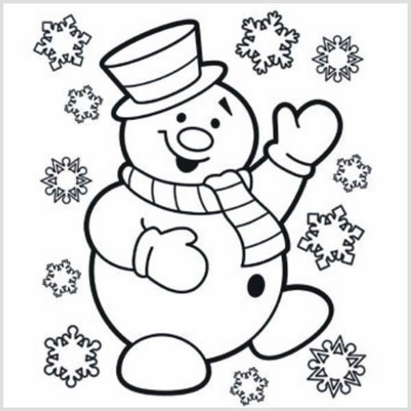Поздравительная нарисованная новогодняя открытка для детей - скачать бесплатно на otkrytkivsem.ru