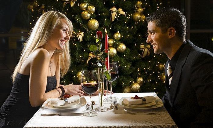 Новогодняя романтическая ночь - скачать бесплатно на otkrytkivsem.ru