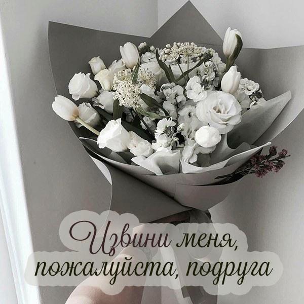 Открытка извини меня пожалуйста подруга - скачать бесплатно на otkrytkivsem.ru