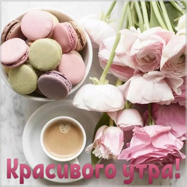 Открытка красивого утра до ночи - скачать бесплатно на otkrytkivsem.ru