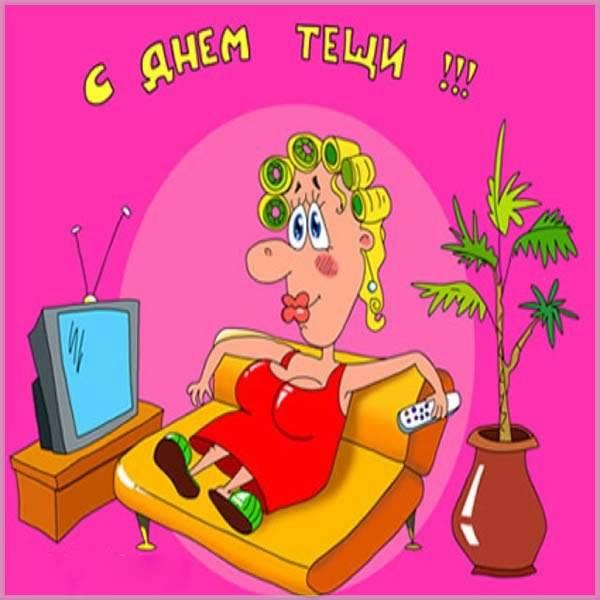 Открытка с днем тещи - скачать бесплатно на otkrytkivsem.ru