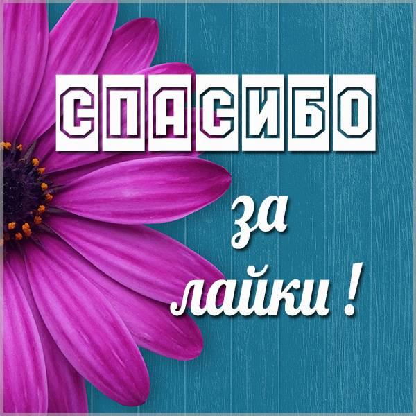 Открытка спасибо за лайки - скачать бесплатно на otkrytkivsem.ru