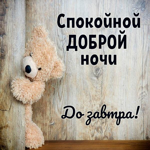 Открытка спокойной доброй ночи до завтра картинка - скачать бесплатно на otkrytkivsem.ru
