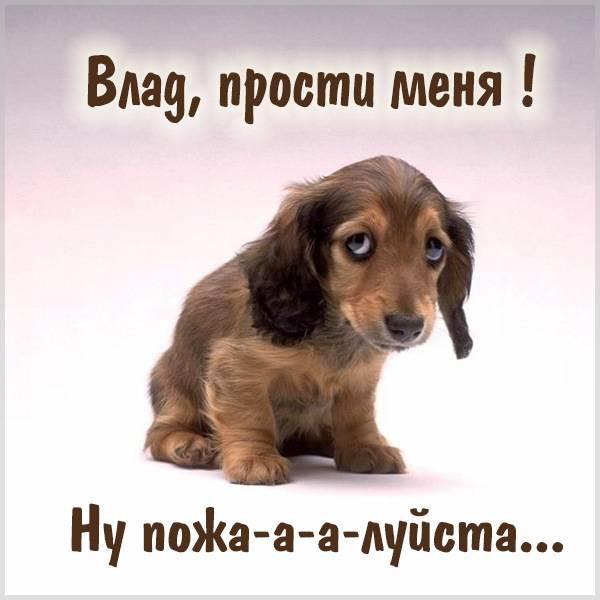 Открытка Влад прости меня - скачать бесплатно на otkrytkivsem.ru