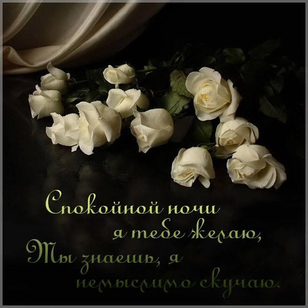 Послание в открытке спокойной ночи - скачать бесплатно на otkrytkivsem.ru