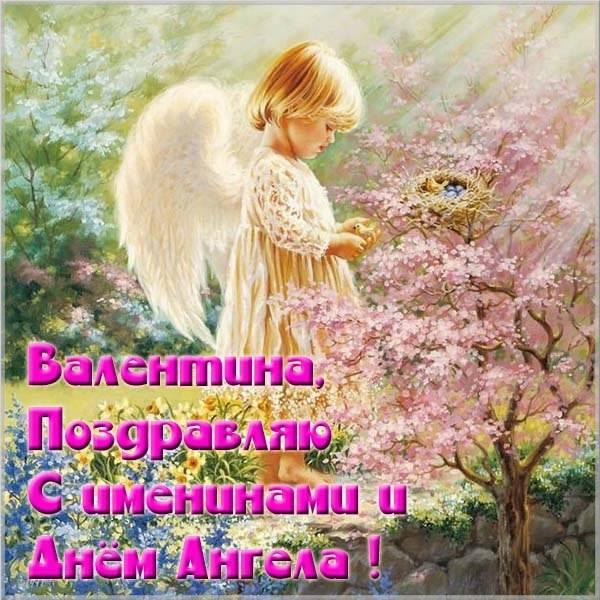 Прекрасная картинка с днем имени Валентина - скачать бесплатно на otkrytkivsem.ru