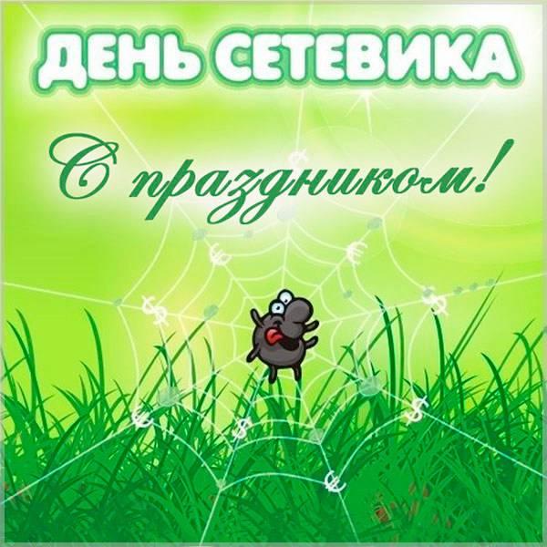 Прикольная открытка с днем сетевика - скачать бесплатно на otkrytkivsem.ru