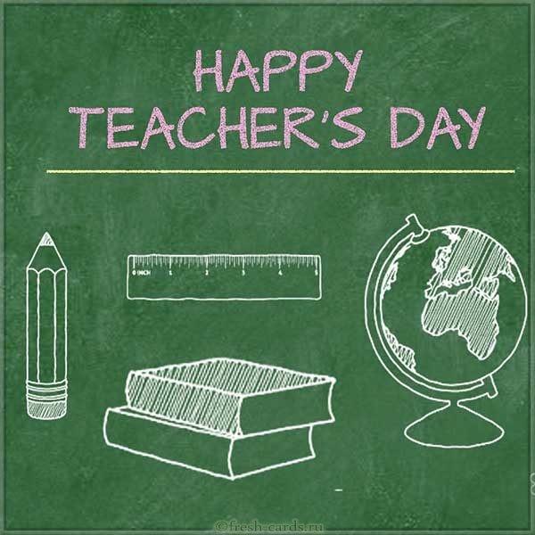 Поздравительная картинка учителю английского языка