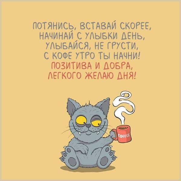Смешная фото картинка доброе утро - скачать бесплатно на otkrytkivsem.ru