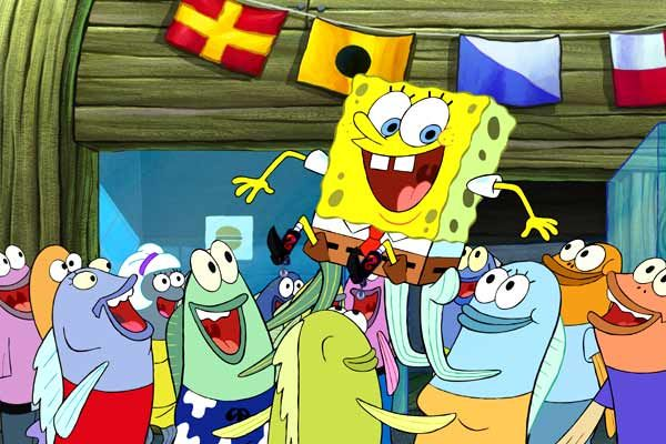 SpongeBob - скачать бесплатно на otkrytkivsem.ru