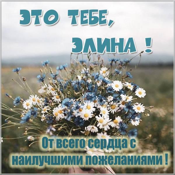 Виртуальная картинка с именем Элина - скачать бесплатно на otkrytkivsem.ru