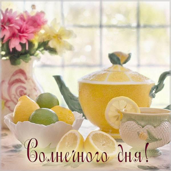 Виртуальная открытка солнечного дня - скачать бесплатно на otkrytkivsem.ru